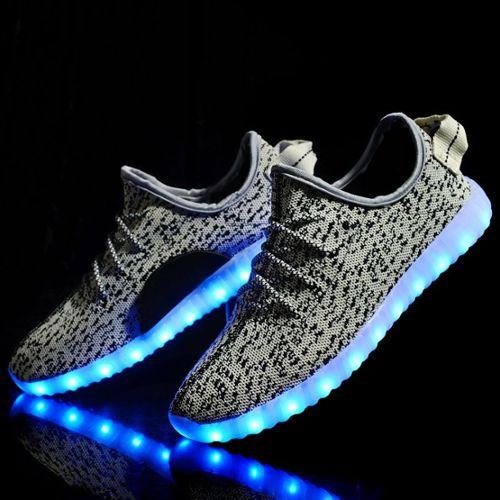 adidas chaussure led