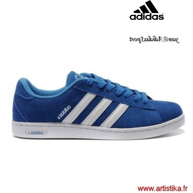 adidas neo homme blanc