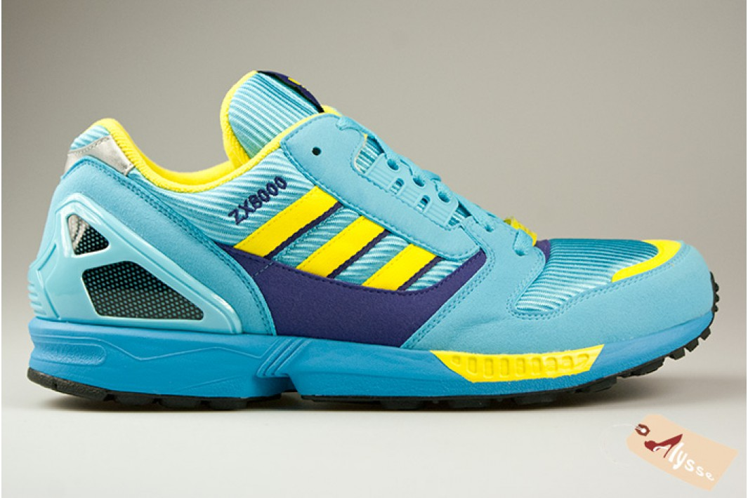 adidas zx 8000 bleu