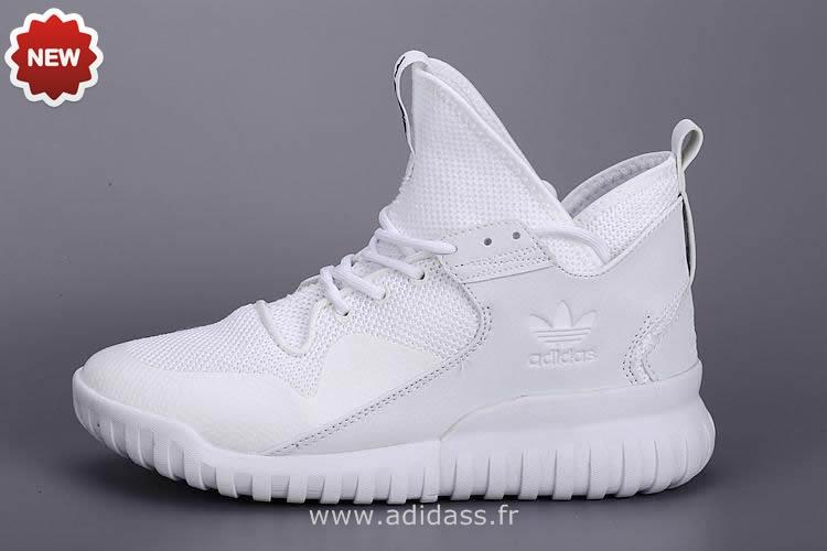 adidas tubular x blanche pas cher