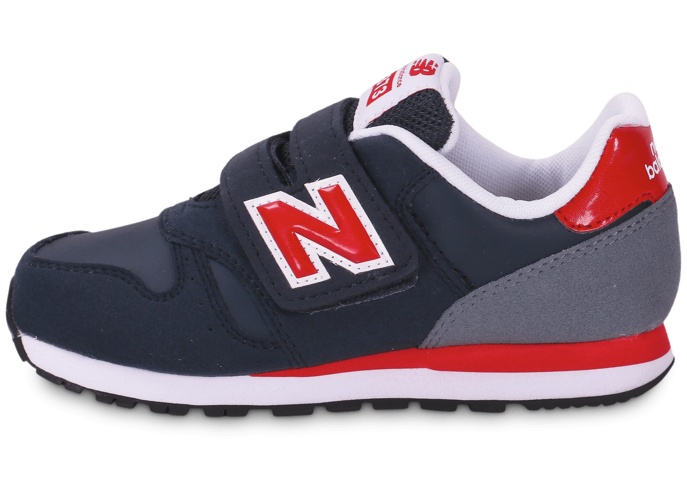 baskets new balance garçons scratch
