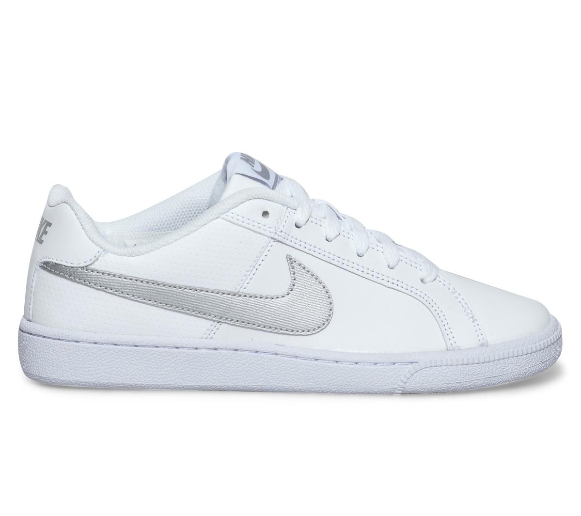 sneakers femme nike blanc