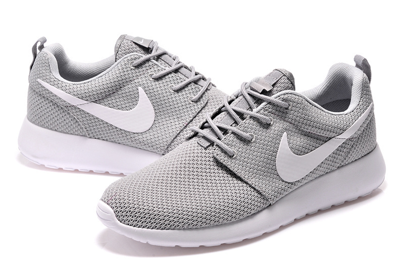 latest design classic styles factory price roshe run pas cher grise pas cher